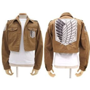Attack on Titan Survey Corps Jacket Short Ver.
