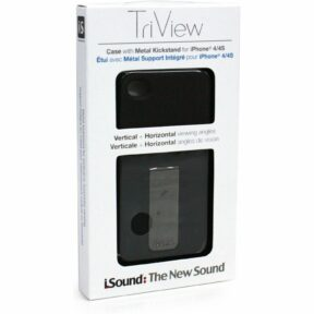 i.Sound TriView Stand Case