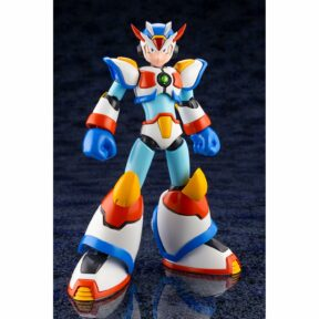 Mega Man X 1/12 Scale Plastic Model Kit: Max Armor