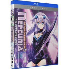 Hyperdimension Neptunia The Complete Series