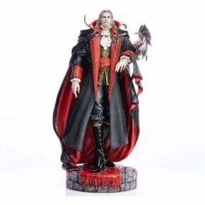 Castlevania Symphony of the Night Statue: Dracula Standard Edition