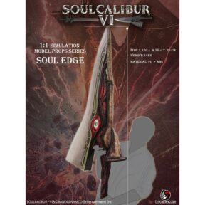Soulcalibur VI Soul Edge 1/1 Scale Simulation Model Props Series: Soul Edge
