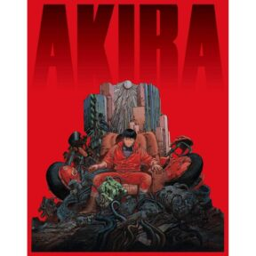 Akira 4K Remastered Set [Limited Edition]